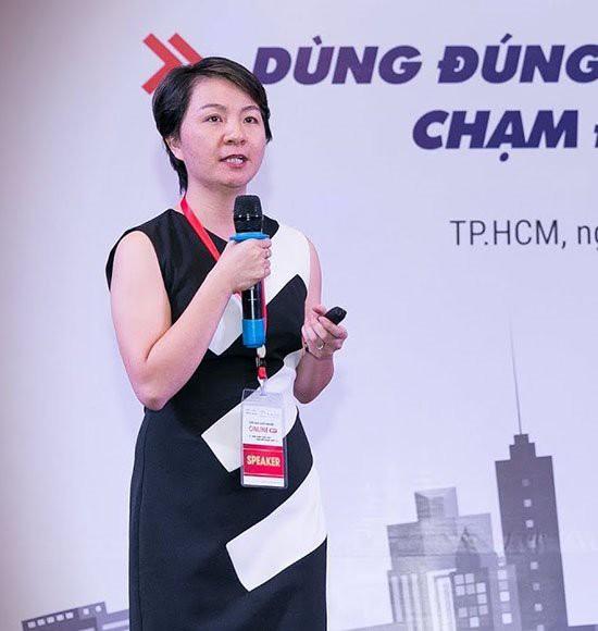5 nữ tướng quyền lực của các sàn thương mại điện tử Việt Nam - Ảnh 5.