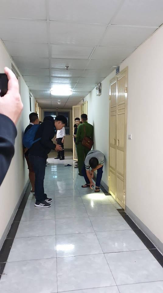 Bạn trai của nữ sinh nghi ném con ở CC Linh Đàm khai nhận mới yêu một tuần, không hề biết bạn gái có bầu - Ảnh 1.