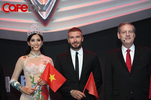 David Beckham: Thật khó tin khi VinFast tạo ra sản phẩm trong thời gian ngắn như vậy! Sự thần kỳ đến từ Việt Nam! - Ảnh 1.