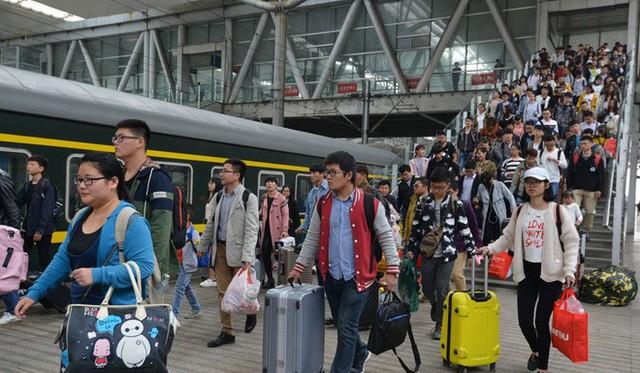 Tuần lễ Vàng ở Trung Quốc: Những con số đáng kinh ngạc đằng sau cuộc di cư lớn nhất trong lịch sử loài người  - Ảnh 2.