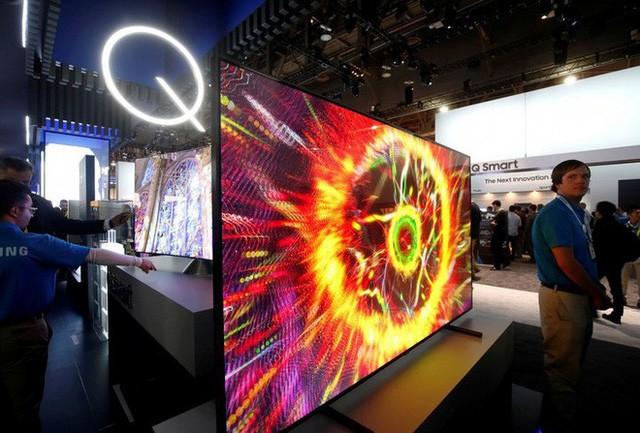đầu tư giá trị - photo 1 1538467747541791804485 - Samsung vẫn là ông trùm trên phân khúc TV cao cấp, một mình chiếm tới gần 30% thị phần toàn thị trường