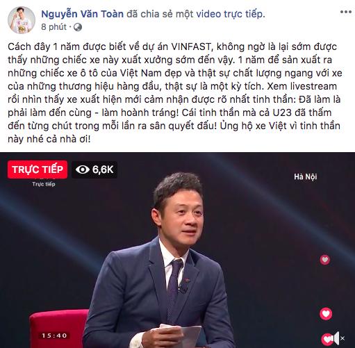 Soobin Hoàng Sơn, Chi Pu và loạt sao Việt đồng loạt chia sẻ tường thuật sự kiện ra mắt xe VinFast tại Paris Motor Show - Ảnh 9.