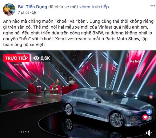 Soobin Hoàng Sơn, Chi Pu và loạt sao Việt đồng loạt chia sẻ tường thuật sự kiện ra mắt xe VinFast tại Paris Motor Show - Ảnh 10.