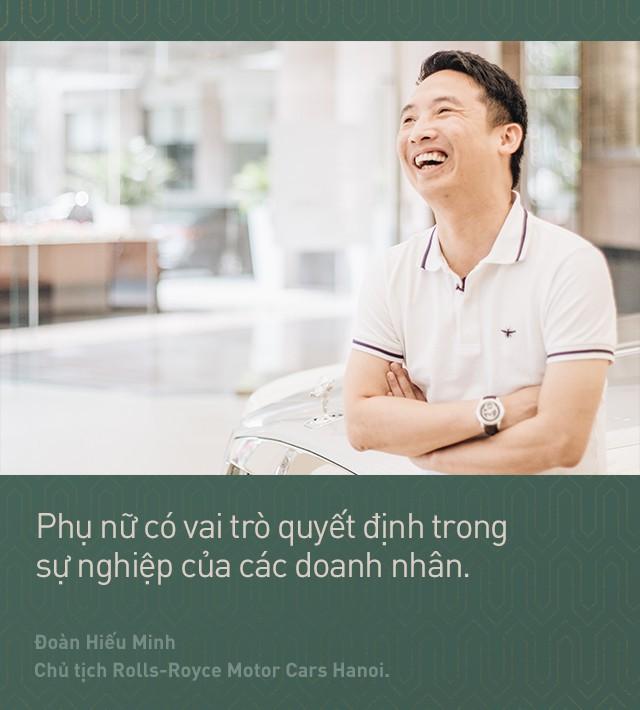 Chủ tịch Đoàn Hiếu Minh: Không có phụ nữ, chúng tôi không bán được xe Rolls-Royce tại Việt Nam - Ảnh 3.