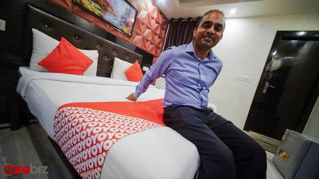 Chuỗi khách sạn của chàng trai 24 tuổi người Ấn Độ được nhận định sẽ phá vỡ thị trường khách sạn toàn cầu - Ảnh 2.