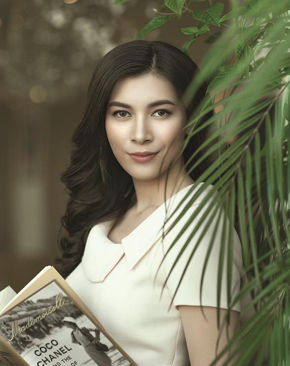 ái nữ thừa kế - photo 4 15401214508421123711013 - Những ái nữ thừa kế sáng giá, xinh đẹp của các đại gia Việt