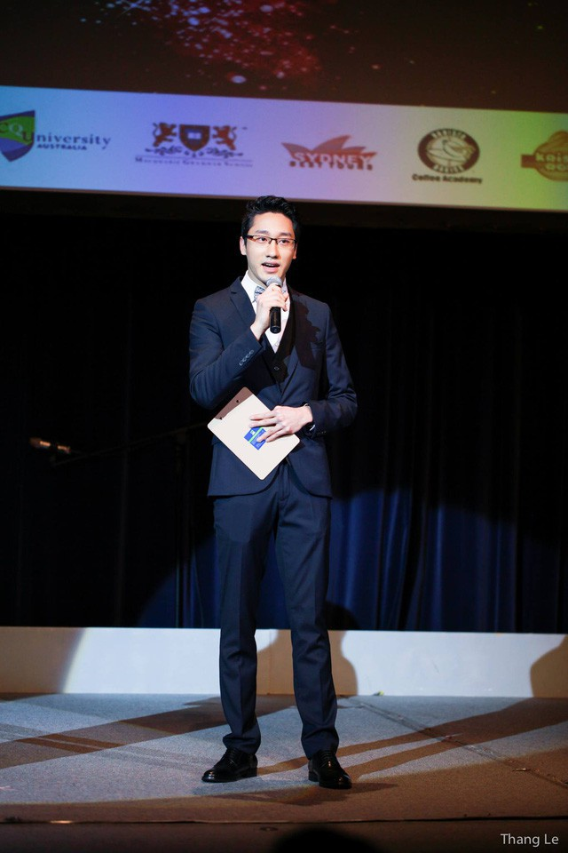 Soái ca du học sinh Việt tại Úc cao m8, IELTS 9.0, là nhà khoa học Việt Nam duy nhất tham gia Hội nghị vi sinh lớn nhất thế giới - Ảnh 1.