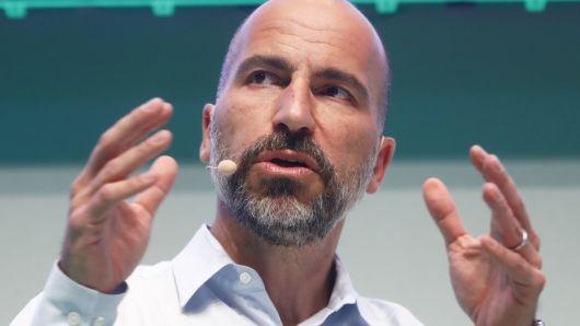 uber - Uber lên kế hoạch phục vụ 70% dân số Mỹ, tự nhận mình là 'Amazon của giao thông vận tải'