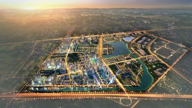 Lộ diện những hình ảnh đầu tiên, hình dung về một đại đô thị như ở Singapore tại VinCity Ocean Park như thế nào?  - Ảnh 12.