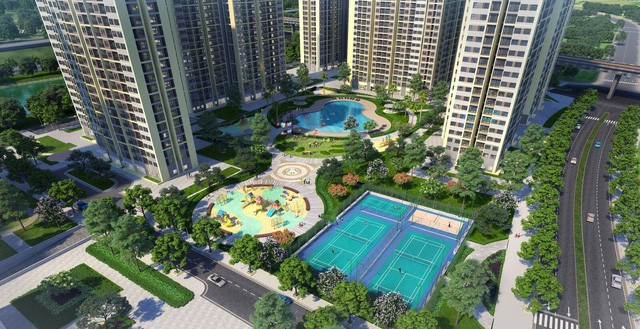 Lộ diện những hình ảnh đầu tiên, hình dung về một đại đô thị như ở Singapore tại VinCity Ocean Park như thế nào?  - Ảnh 3.