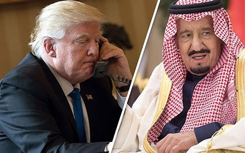 """Vụ án Khashoggi và """"cuộc hôn nhân"""" giữa Mỹ với Saudi Arabia - Ảnh 1."""