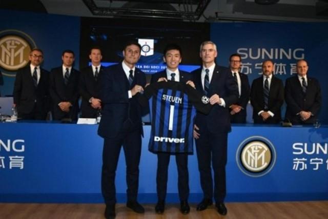 """inter milan - photo 1 1540611907512956114442 - """"Cậu ấm"""" của tỉ phú Trung Quốc được bổ nhiệm làm tân Chủ tịch của Inter Milan"""