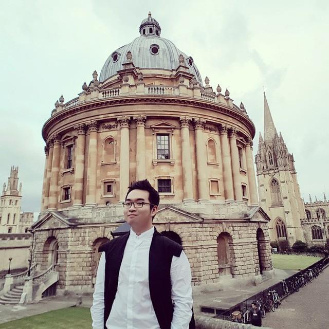 Khi du học sinh gây bão: Kẻ là người Việt đầu tiên làm việc cho cơ quan đầu não chính phủ Anh, người là tiến sĩ Việt trẻ nhất tại Stanford, Mỹ... - Ảnh 3.