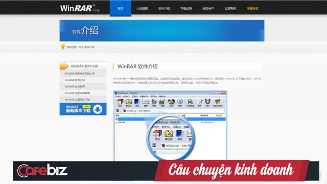 Chiến thuật kỳ lạ của WinRar: Kiếm tiền kiểu gì khi lại cho khách hàng dùng thử… mãi mãi? - Ảnh 4.