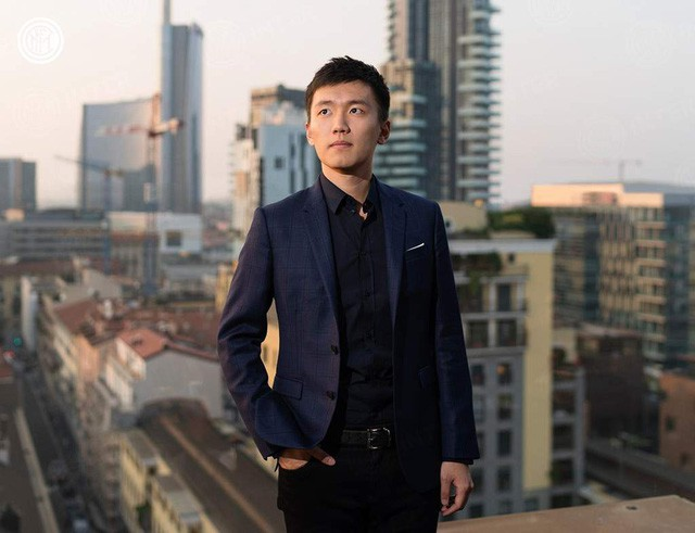 Mới 27 tuổi đã trở thành chủ tịch Inter Milan, Steven Zhang là ai? - Ảnh 1.