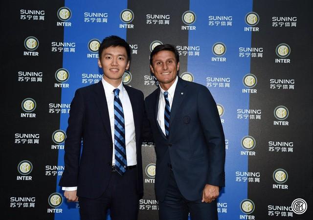 Mới 27 tuổi đã trở thành chủ tịch Inter Milan, Steven Zhang là ai? - Ảnh 2.