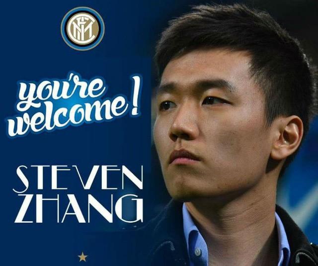 Mới 27 tuổi đã trở thành chủ tịch Inter Milan, Steven Zhang là ai? - Ảnh 3.
