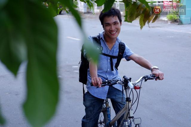Chàng nhiếp ảnh bại não ở Sài Gòn từng bị trường cấp 2 từ chối: Nhiều người hỏi mình đi học làm gì, lớn lên ai mà mướn? - Ảnh 8.