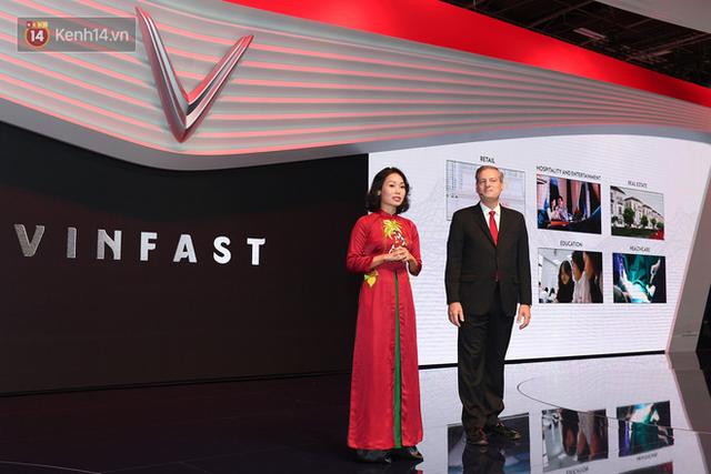 Nữ chủ tịch VinFast: Thử thách và gặp khó trong công việc thực sự cuốn hút tôi! - Ảnh 3.