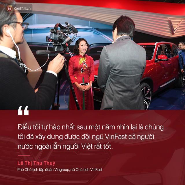 Nữ chủ tịch VinFast: Thử thách và gặp khó trong công việc thực sự cuốn hút tôi! - Ảnh 4.