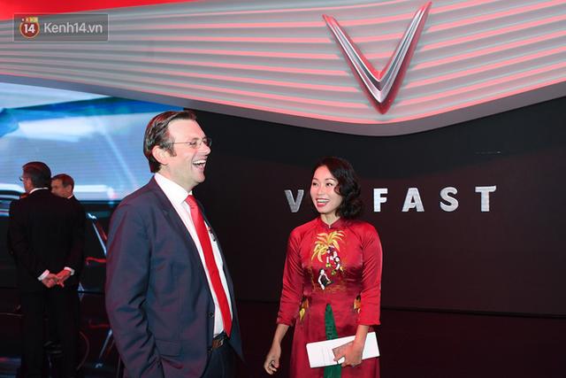 Nữ chủ tịch VinFast: Thử thách và gặp khó trong công việc thực sự cuốn hút tôi! - Ảnh 5.
