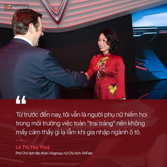 Nữ chủ tịch VinFast: Thử thách và gặp khó trong công việc thực sự cuốn hút tôi! - Ảnh 6.