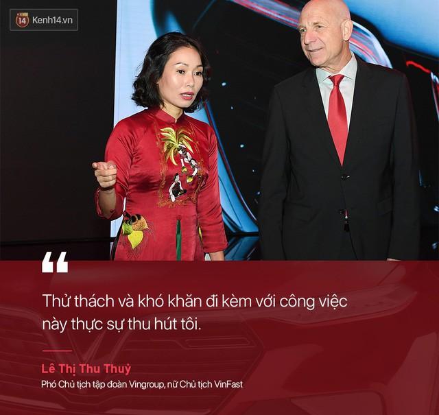Nữ chủ tịch VinFast: Thử thách và gặp khó trong công việc thực sự cuốn hút tôi! - Ảnh 8.
