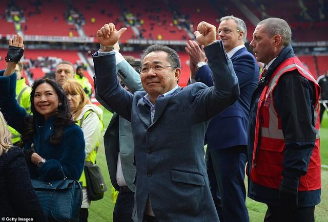 Forbes ngừng cập nhật tài sản của ông chủ Leicester City - Ảnh 1.