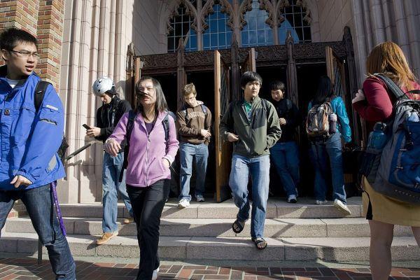 10 trường đại học tốt nhất thế giới - Ảnh 1.