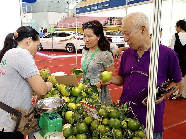 Gian nan xuất nông sản chính ngạch sang Trung Quốc - Ảnh 1.