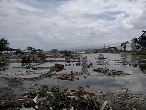 Indonesia đối mặt với bài toán nan giải sau thảm họa kép - Ảnh 1.