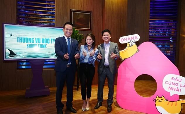 Cô chủ xinh đẹp của Ohana nói gì về việc lựa chọn Shark Dzung Nguyễn và Shark Hồng Anh? - Ảnh 1.
