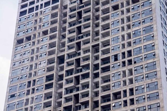 Cận cảnh tòa nhà nghìn tỷ cao thứ 3 Hà Nội bị ngân hàng siết nợ - Ảnh 4.