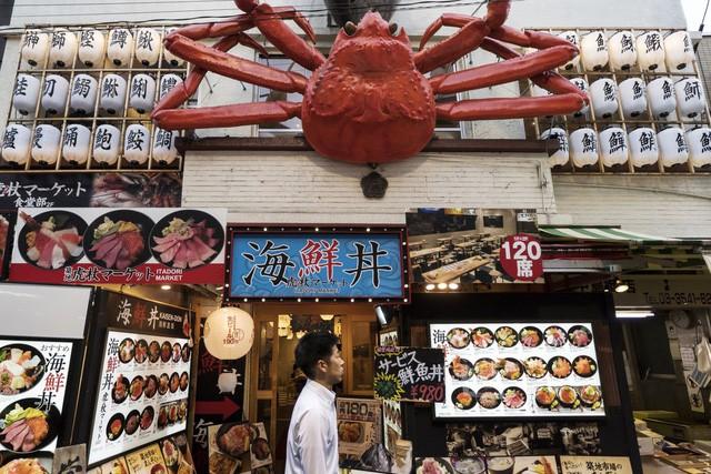 Kỷ nguyên mới cho chợ cá lâu đời nhất Nhật Bản, nơi xử lý 1.600 tấn hải sản mỗi ngày - Ảnh 8.