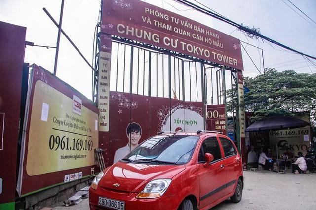 Cận cảnh tòa nhà nghìn tỷ cao thứ 3 Hà Nội bị ngân hàng siết nợ - Ảnh 9.