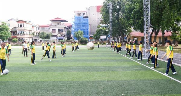 Ngay tại Hà Nội có một ngôi trường rộng gần 200ha, cây cối, hoa trái phủ xanh khắp nơi như rừng nhiệt đới - Ảnh 14.