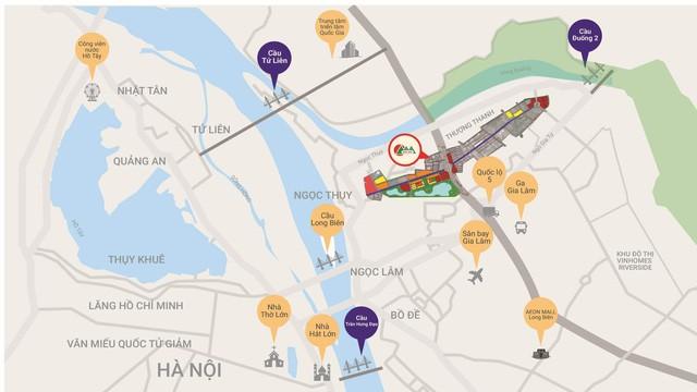 Cenland đầu tư thứ cấp vào dự án Khai Sơn Town - Ảnh 1.
