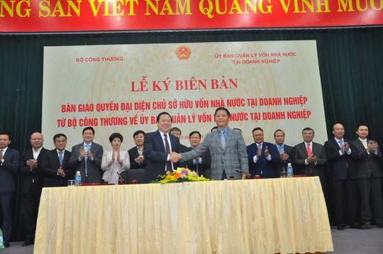 Bộ Công Thương bàn giao 6 ông lớn tổng vốn 550 ngàn tỉ đồng về siêu ủy ban  - Ảnh 1.