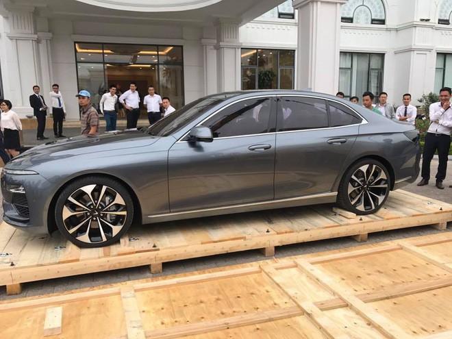 sedan và suv vinfast.sedan,suv vinfast - photo 4 1541843060750357270327 - Sedan và SUV VinFast dự kiến ra mắt tại Việt Nam ngày 20/11