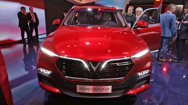 Sedan và SUV VinFast dự kiến ra mắt tại Việt Nam ngày 20/11 - Ảnh 7.