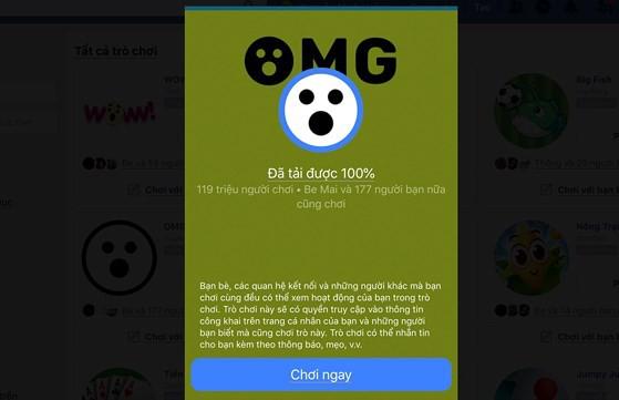 Mất tài khoản Facebook vì game Cuộc đời bạn màu gì? - Ảnh 1.
