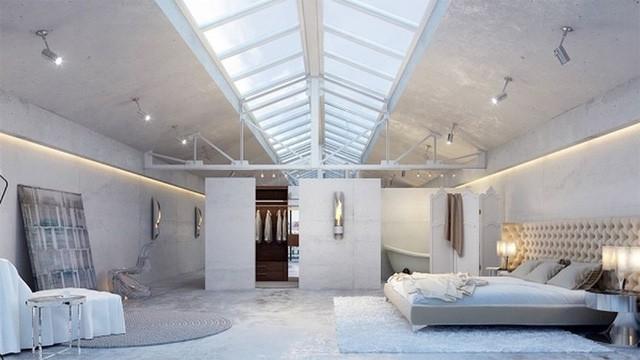 Thiết kế nội thất nhà ống 2 tầng 50m2 đẹp mê ly chưa đến 200 triệu  - Ảnh 3.