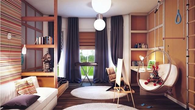 Thiết kế nội thất nhà ống 2 tầng 50m2 đẹp mê ly chưa đến 200 triệu  - Ảnh 4.