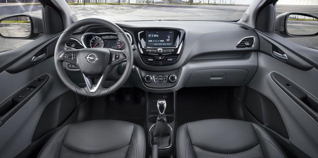 Đoán sở hữu trên xe nhỏ giá rẻ VinFast Fadil khi nhìn từ cặp xe song sinh Chevrolet Spark, Opel Karl - Ảnh 5.
