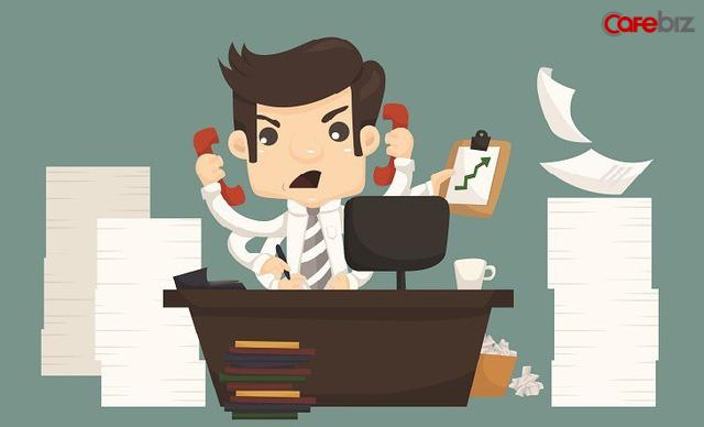 Than thở bận rộn lắm công nhiều việc, không có thời gian chẳng qua là do bạn không biết đến 4 nguyên tắc này - Ảnh 3.