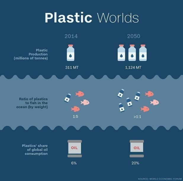 Những dòng sông nhựa từ châu Á đang phá hủy đại dương như thế nào? - Ảnh 1.