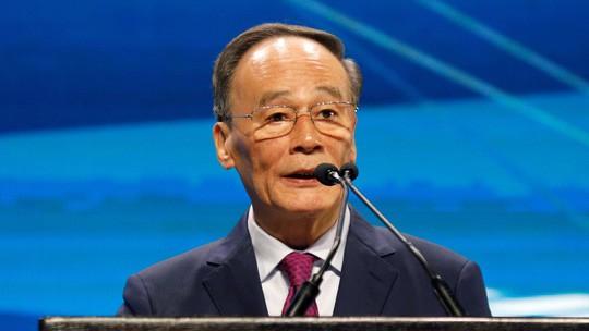 Diễn đàn Kinh tế Mới: Quan chức Trung Quốc vắng mặt bất thường - Ảnh 1.