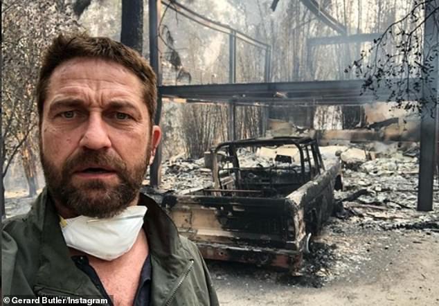Nhiều sao Hollywood sốc nặng vì biệt thự triệu đô tan hoang sau khi đám cháy khủng khiếp quét qua bang California - Ảnh 1.