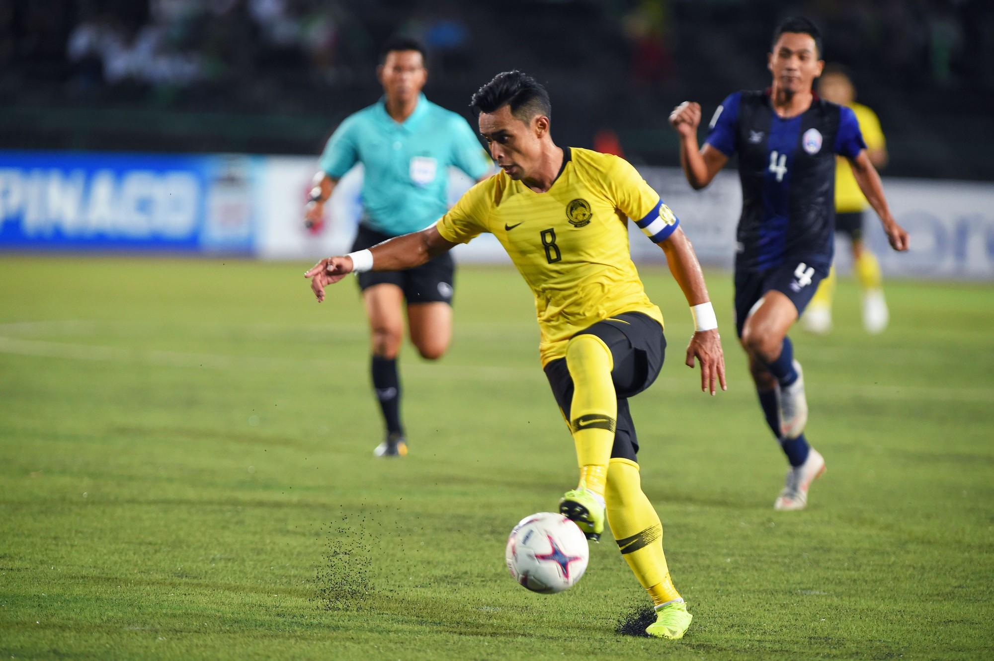 aff cup 2018 - photo 1 1542009040355999083810 - CĐV Malaysia từ chối mua áo của đội tuyển vì lý do ít ai ngờ