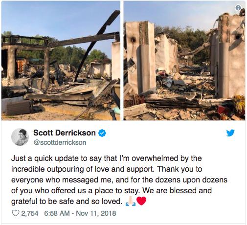 Nhiều sao Hollywood sốc nặng vì biệt thự triệu đô tan hoang sau khi đám cháy khủng khiếp quét qua bang California - Ảnh 7.